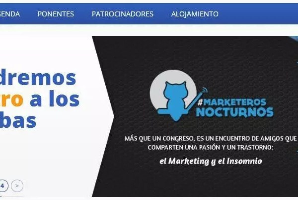 Congreso MarketerosNocturnos Murcia