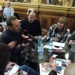 En ROM Murcia con los Marketeros Nocturnos