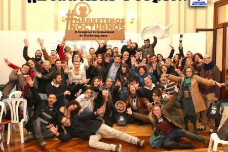 Congreso MarketerosNocturnos Murcia