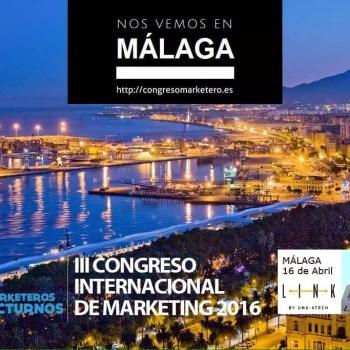 CogresoMN #MarketerosNocturnos Málaga