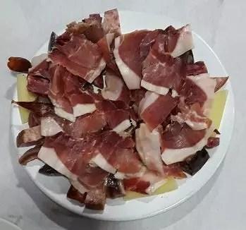 Entierro de la Sardina - Gastronomía murciana