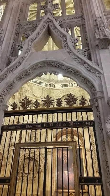 Catedral de Murcia - Entierro de la Sardina