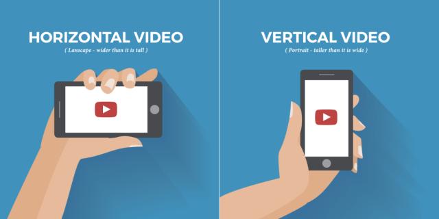 videos verticales para el feed de noticias de Facebook en dispositivos móviles