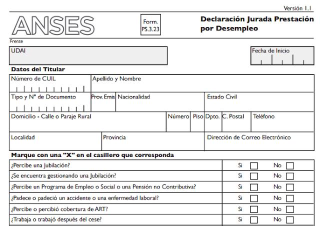 ¿Cómo tramitar el Fondo de desempleo de ANSES? Montos y cobertura de la prestación
