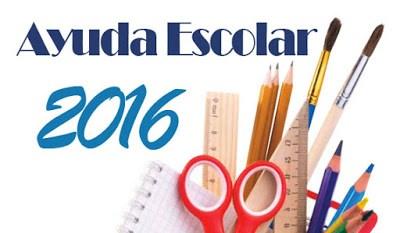 Ayuda escolar 2016