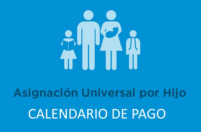 Asignación Universal por hijo Calendario de pago www.ignacioonline.com.ar