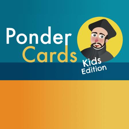 Ponder Cards Kids Square Icon