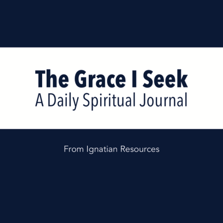 Grace I Seek Journal Logo Square