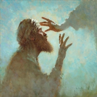 The Healing Touch of Jesus
