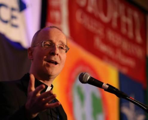 James Martin, S.J. at IFTJ 13