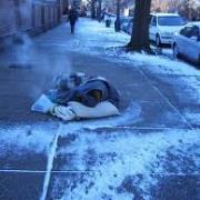 Polar Vortex - Homeless