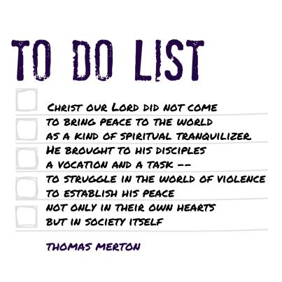 Lent Day 38- Merton