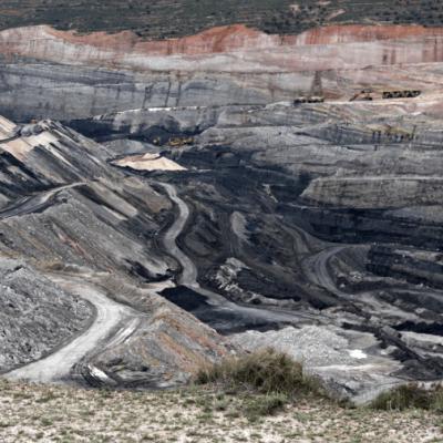Coal-Mining-Estercuel-Teruel-Aragon