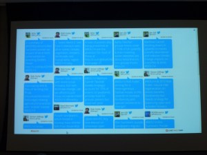 10-Conference-Twitter-wall