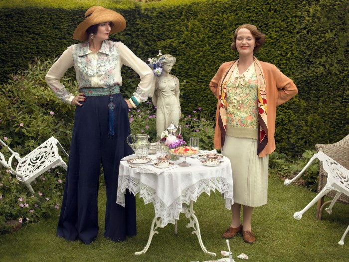 Mapp and Lucia. Source: theindependant.co.uk
