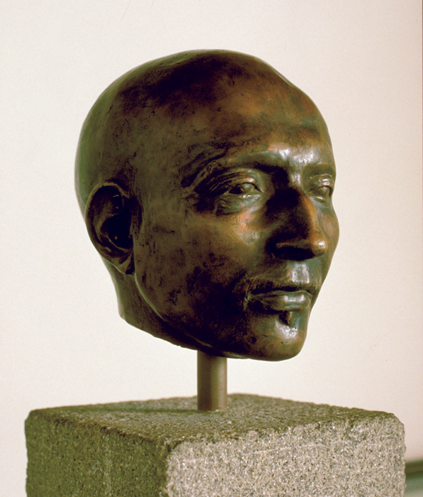 St. Ignatius' death mask. Source: calledbyname.com