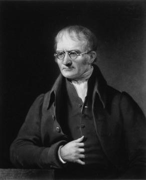 John Dalton portrait by Charles Turner. Source: Library of Congress