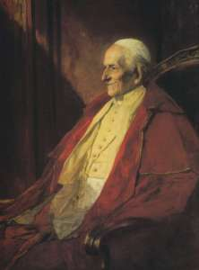 Leo XIII. Source: papal archives