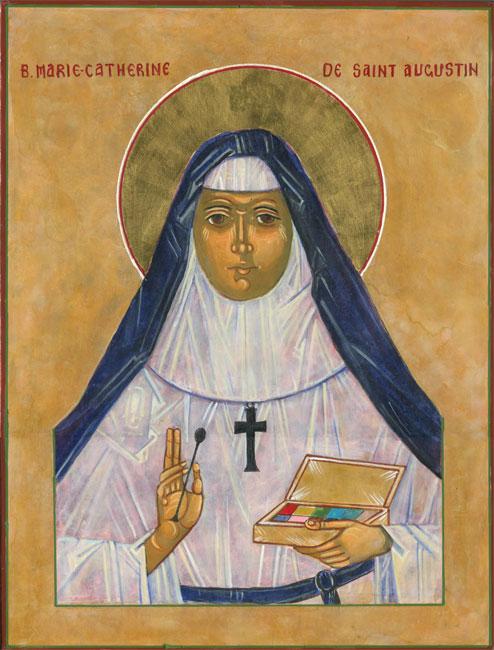 Blessed Catherine de Saint Augustin. Source: richardcannuk.com