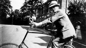 Cecil Sharpe. Courtesy of BBC