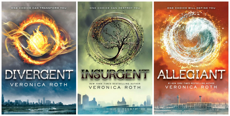 Image result for divergent trilogy