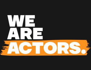 We Are Actors