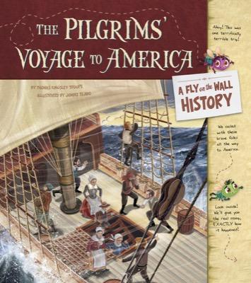 The Pilgrim's Voyage to America