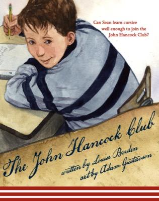 The John Hancock Club by Louise Borden