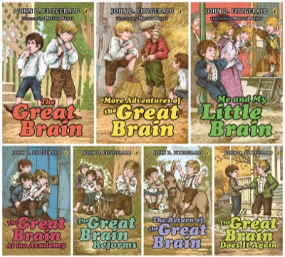 The Great Brain Series
