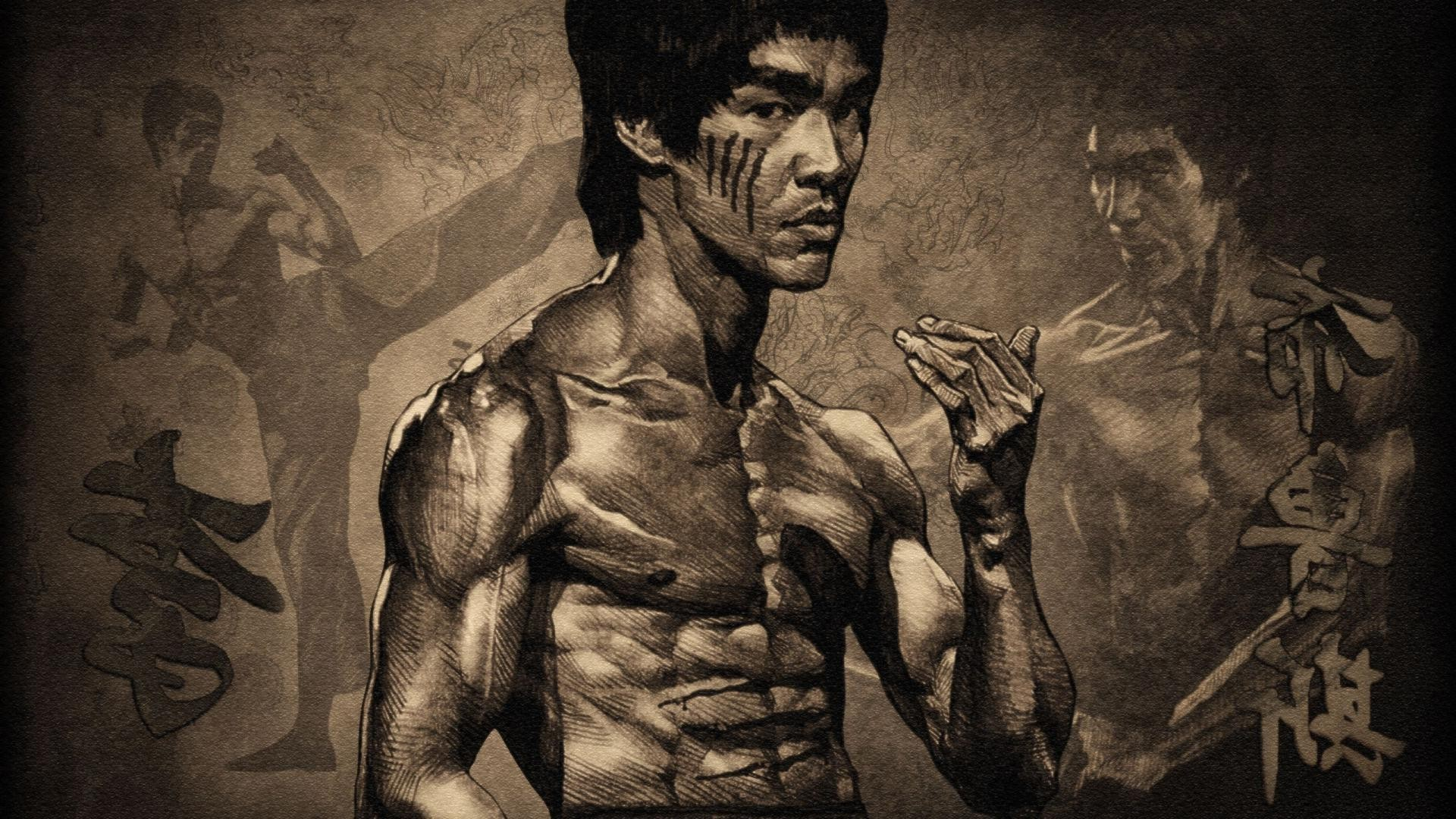 Dragon Flag Exercise: Bruce Lee's Ab Exercise Of Choice