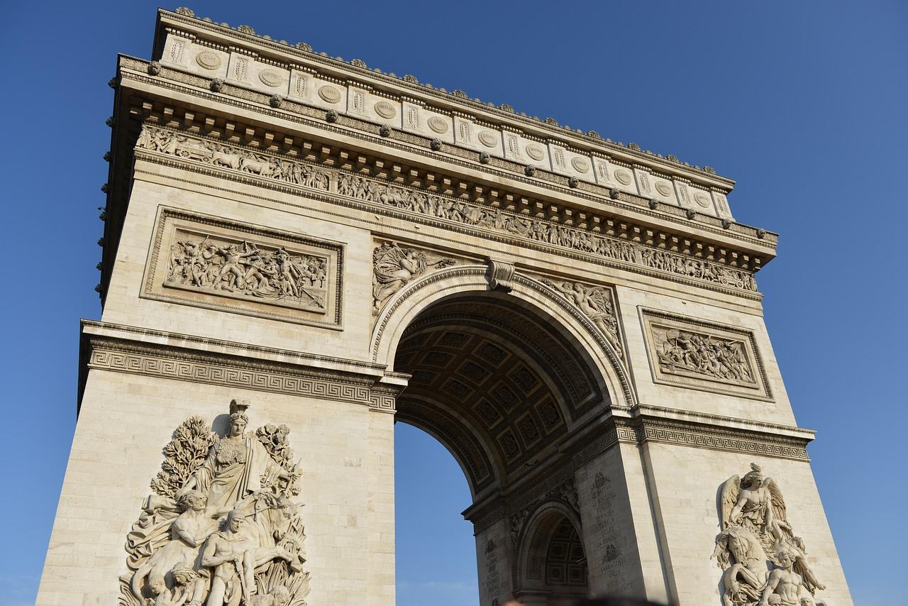 arc-de-triomphe-649270_1280