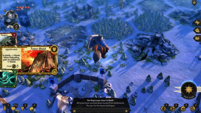 Armello The Usurpers Hero Pack Setup Free Download