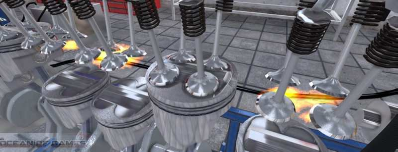 Automation The Car Company Tycoon Game Features