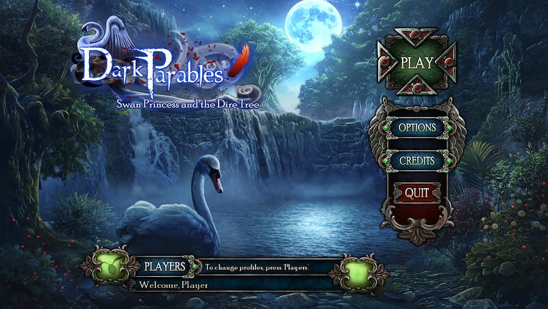 Dark Parables 11 The Swan Princess and The Dire Tree Free Download