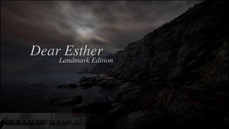 Dear Esther Landmark Edition Free Download