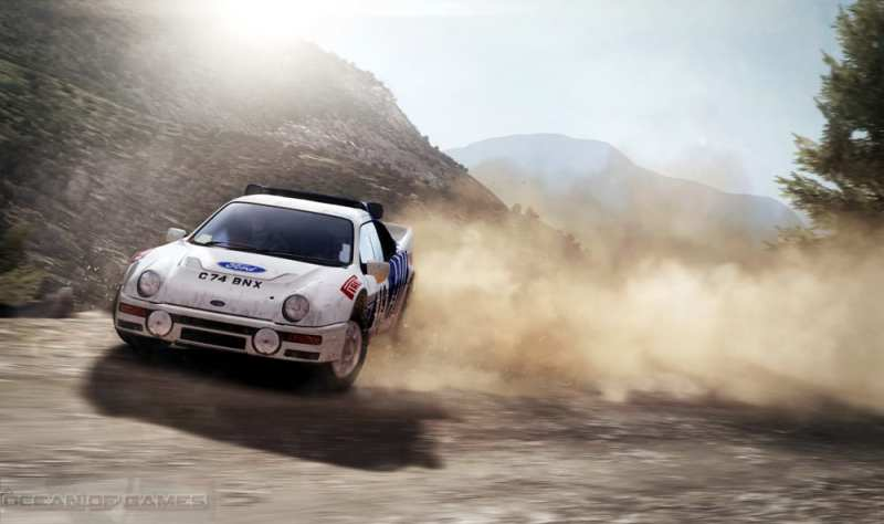 DiRT Rally Download For Free