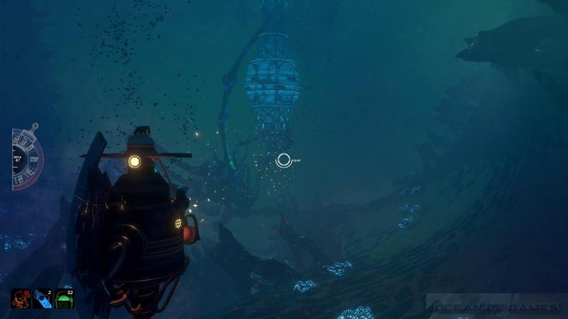 Diluvion Features