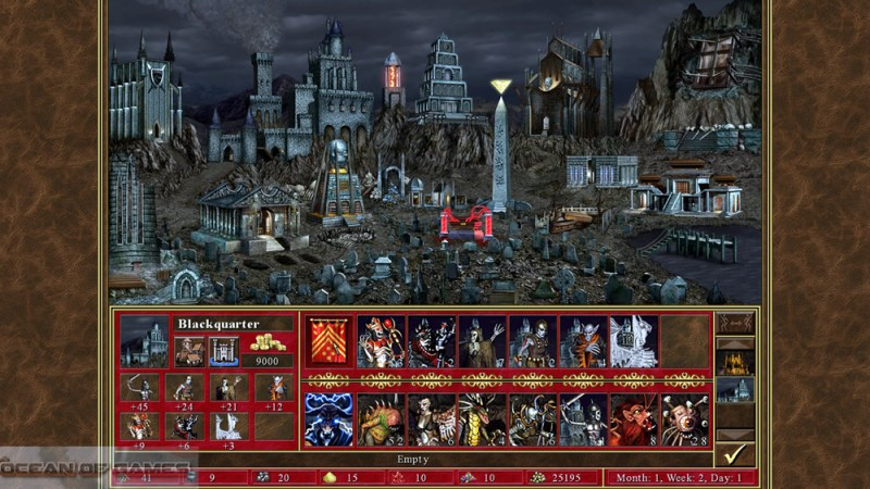 Heroes of Might and Magic III HD Edition Features