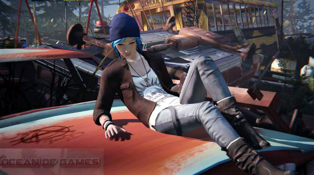 Life is Strange 2 PC Game Setup Free Download