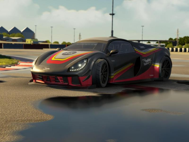Motorsport Manager GT Series Features