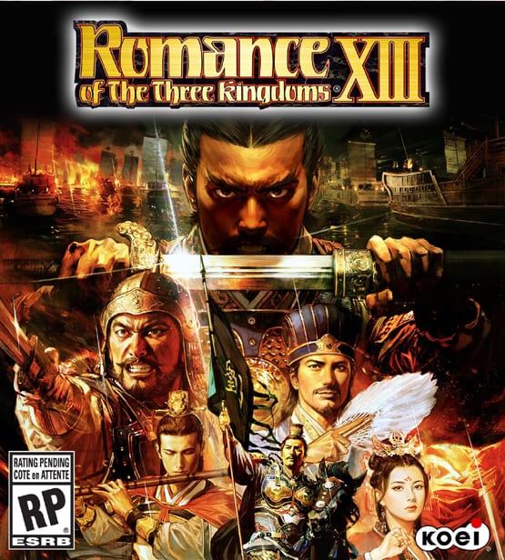 Romance of the Three Kingdoms 13 Free Downloadd