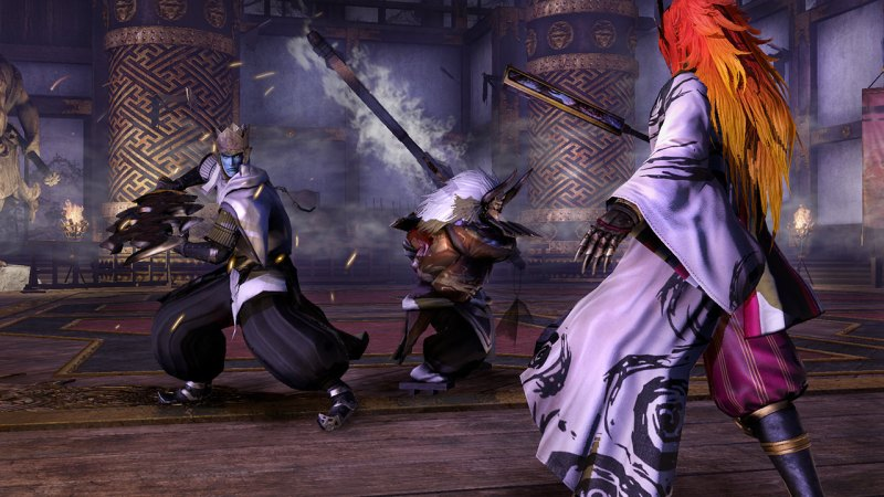Samurai Warriors 4 II Download For Free
