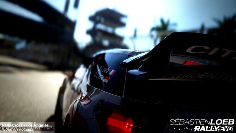 Sebastien Loeb Rally EVO Download For Free