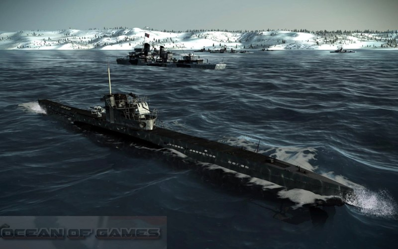 Silent Hunter 5 Battle of Atlantic Download For Free