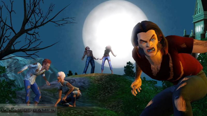 The Sims 3 Supernatural Download For Free