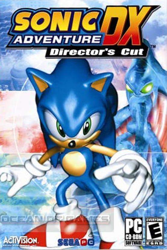 Sonic DX Directors Cut Free Download