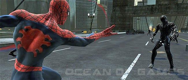 Spider Man Web of Shadows Free Download