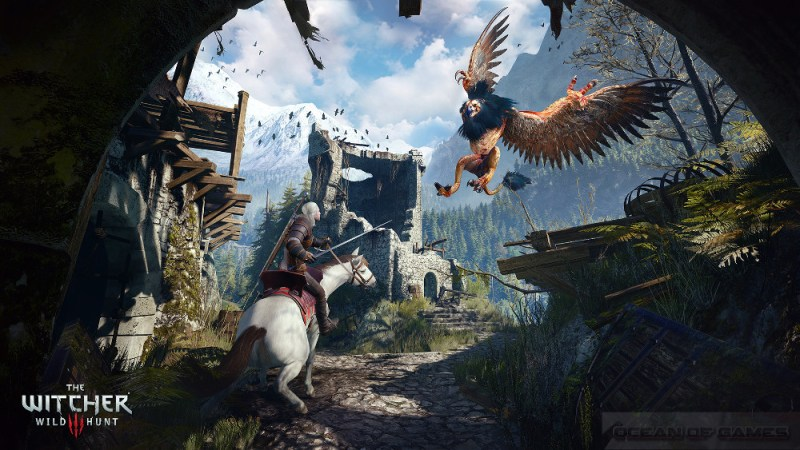 The Witcher 3 Wild Hunt With All Updates Download For Free