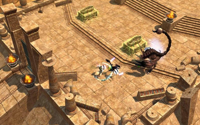 Titan Quest Anniversary Edition Setup Free Download