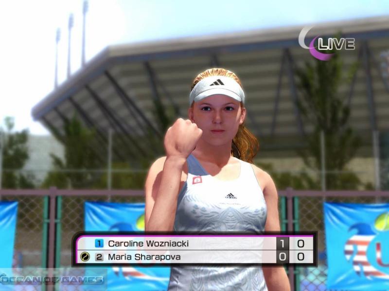 Virtua Tennis 3 Setup Free Download